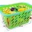 ชุดเครื่องครัวหั่นผักผลไม้พร้อมตะกร้า Play Food Set thumbnail 4
