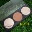 ขายส่งเครื่องสำอางค์ HF991 Sivanna Colors Makeup Studio Contour & Highlight ซีเวียน่า คัลเลอร์ส เมคอัพ สตูดิโอ คอนทัวร์ แอนด์ ไฮไลท์ thumbnail 3