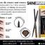 ODBO OD747 shine decorate pen eyebrow & eyebrow โอดีบีโอ ไซน์ เดคคะเรท เพ็น อายบราว แอนด์ อายบราว thumbnail 2