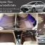 พรมปูพื้นรถยนต์ Toyota Vios 2013 ไวนิลสีโอวัลติน