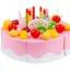ชุดรถเข็นพร้อมเค้กวันเกิด DIY Cake Play Set thumbnail 13