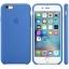 เคสซิลิโคน iPhone 6 Plus / 6s Plus - สีน้ำเงิน ( Original ) thumbnail 2