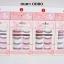 ODBO Beauty eyelash handmade od802 โอดีบีโอ บิวตี้ อายแลช แฮนเมต ขนตาปลอมคุณภาพดี มี 5คู่ ใน 1แพค thumbnail 2
