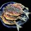 อาหารทะเลแห้ง ปลาทูอบแห้งโรยงา (ครึ่งกิโลกรัม) thumbnail 1