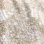 เดรสผ้าลูกไม้สีขาว แต่งด้วยดิ้นเล็กๆๆสีทองและสีขาว ทั้งตัว เปิดไหล่ แขนยาว ทรงตรง เข้ารูปช่วงเอว thumbnail 20