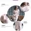 เดรสผ้าโพลีเอสเตอร์ผสมสีชมพู เปิดไหล่ด้านขวา ไหล่ด้านซ้ายแต่งด้วยผ้าผูกเป็นโบว์ thumbnail 8