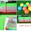 เต็นท์บ้านบอล รุ่นอุโมงค์ 2 ท่อน thumbnail 3