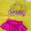 ชุดว่ายน้ำเด็ก สีชมพูกราฟฟิก น่ารักสดใส แยกเป็น 2 ชิ้น thumbnail 1