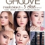 Mistine Groove Complete Eye Palette มิสทีน กรูฟว์ คอมพลีท อายพาเลท thumbnail 3