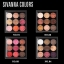 HF4002 Sivanna Colors Velvet Eyeshadow ซีเวียน่า อายแชโดว์ เนื้อครีม เนื้อแน่นติดทนนาน thumbnail 3