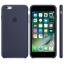 เคสซิลิโคน iPhone 6 Plus / 6s Plus - สีมิดไนท์บลู ( Original ) thumbnail 3