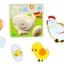 จิ๊กซอว์ไม้แม่ไก่ออกไข่ thumbnail 9