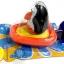 เรือปั่นลอยน้ำ [Sassy Pull and Go Boat Bath Toy] thumbnail 21