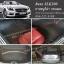 ยางปูพื้นรถยนต์ Benz slk200 ลายธนูสีดำ ขอบแดง