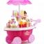 รถขายไอศกรีม Sweet Shop Luxury Candy Cart 39 ชิ้น thumbnail 4