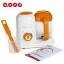 QOOC เครื่องนึ่งพร้อมปั่นอาหารเสริมเด็ก รุ่น Mini (สีเดิม) thumbnail 8