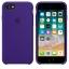 เคสซิลิโคน iPhone 7 8 Plus สีม่วงไวโอเล็ตเข้ม ( Original ) thumbnail 4