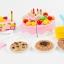 ชุดรถเข็นพร้อมเค้กวันเกิด DIY Cake Play Set thumbnail 15