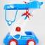 ชุดรถเข็นคุณหมอ 28 ชิ้น Mini trolley thumbnail 6
