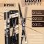 SIVANNA COLORS Crayon Sources Automatique Eyebrow Pencil HF206 ดินสอเขียนคิ้วสลิม อายบราว เพ็นซิล thumbnail 2
