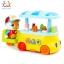 รถเข็นไอศกรีมห่านน้อย Huile Colorful Ice-Cream Cart thumbnail 1