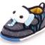 [รุ่นบุเนื้อนิ่ม ลายช้าง] รองเท้าเด็ก XTmiffy thumbnail 5