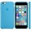 เคสซิลิโคน iPhone 6 Plus / 6s Plus - สีฟ้า ( Original ) thumbnail 3
