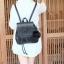 กระเป๋าเป้!!! ทรงน่ารักมากๆๆๆ จากแบรนด์ KEEP สี :: classy black // classic brown thumbnail 11