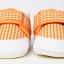 รองเท้าเด็กปลาวาฬสก๊อตสีส้ม[พื้นยาง] thumbnail 7