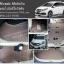 พรมปูพื้นรถยนต์ Honda Mobilio ไวนิลสีโอวัลติน