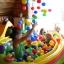 ลูกบอลหลากสี 100ลูก ขนาด 6ซม. INTEX thumbnail 4