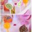 รถขายไอศกรีม Sweet Shop Luxury Candy Cart 39 ชิ้น thumbnail 11