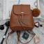 กระเป๋าเป้!!! ทรงน่ารักมากๆๆๆ จากแบรนด์ KEEP สี :: classy black // classic brown thumbnail 2