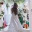 เดรสราตรียาวออกงานสุดหรู สีเทา แขนยาวสีส่วน ตัวชุดเป็นโปร่งแต่งด้วยดิ้นเล็กๆๆสีเงิน เป็นลวดลายดอกไม้ thumbnail 15