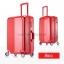 กระเป๋าเดินทาง ขนาด 26 นิ้ว - สีแดง thumbnail 1