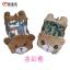 กระเป๋าน้ําร้อนไฟฟ้า Y420-11 หมีสีน้ำตาลนอน เสื้อลายพราง ตาหัวใจ thumbnail 1
