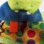 ผ้าเสริมพัฒนาการรอบด้าน ลายสัตว์ thumbnail 6