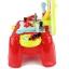 ชุดเก้าอี้เครื่องมือช่างพกพา Super Tools Play Set 28 ชิ้น thumbnail 4