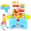 ชุดเก้าอี้ไอศกรีมพกพา Super Market Play Set 39 ชิ้น thumbnail 1