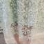 เดรสผ้าลูกไม้ถักโครเชต์รูปดอกไม้ สีฟ้าอมเขียว คอเสื้อ ไหล่ และปลายแขนเสื้อ เป็นผ้าโปร่งซีทรู thumbnail 14
