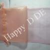 TSB-AN6115 ขนาด 6x11.5นิ้ว(15.2x29.2cm) ถุงผ้าแก้ว ถุงผ้าไหมแก้ว (มีหลายสี )