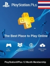 PSN Plus Thai 12 month