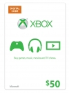 Xbox Gift Card 50 US