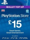 PSN Card UK £15