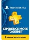 PSN Plus US 1 month ( PlayStation Plus US 1 month )