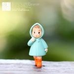 สาวน้อยชุดกันฝน