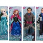 Frozen Classic Doll 12 Inch / Set 4