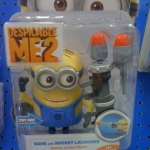 Minion Dave Action Figure