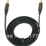 สายหูฟัง Studio Black Cable (Flat)