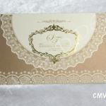 CMV-2c การ์ดแต่งงานราคาไม่เกิน 8.50 บาท